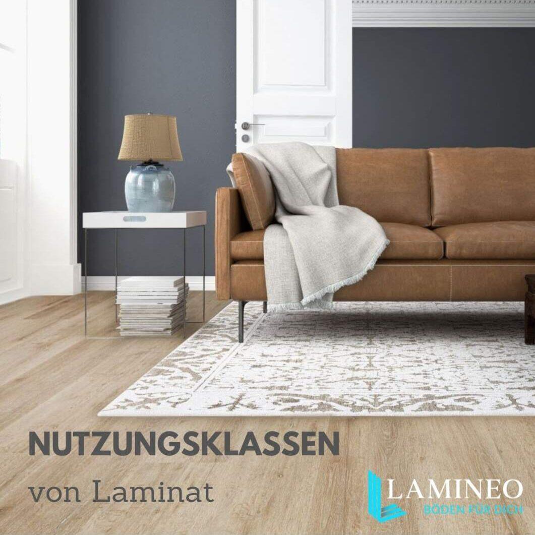 Nutzungsklasse Laminat und Abriebklasse Laminat – alle wichtigen Informationen