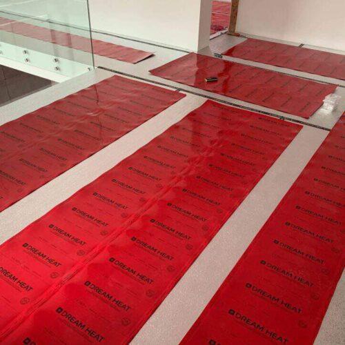 Dream Heat- Vinylboden, Infrarotheizung & vieles mehr ! Lamineo - Böden für Dich