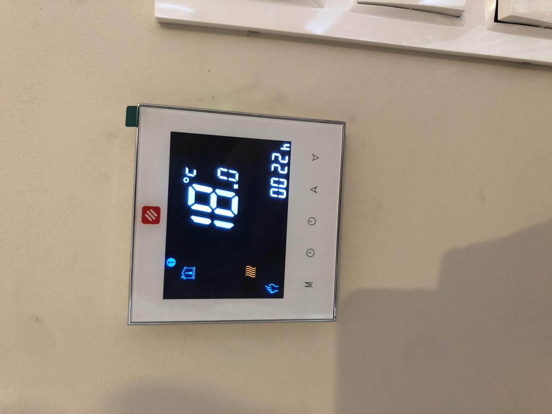 Thermostat Dream Heat- Vinylboden, Infrarotheizung & vieles mehr ! Lamineo - Böden für Dich